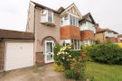 4 bed semi detached house in Glebe Gardens...