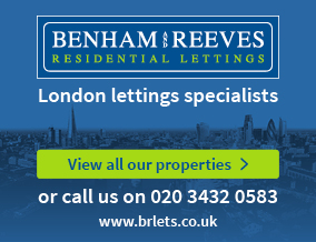 Get brand editions for Benham & Reeves Lettings, Wapping