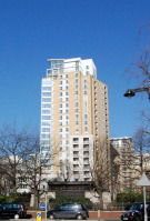 2 bedroom Apartment to rent in BERKELEY TOWER, London...