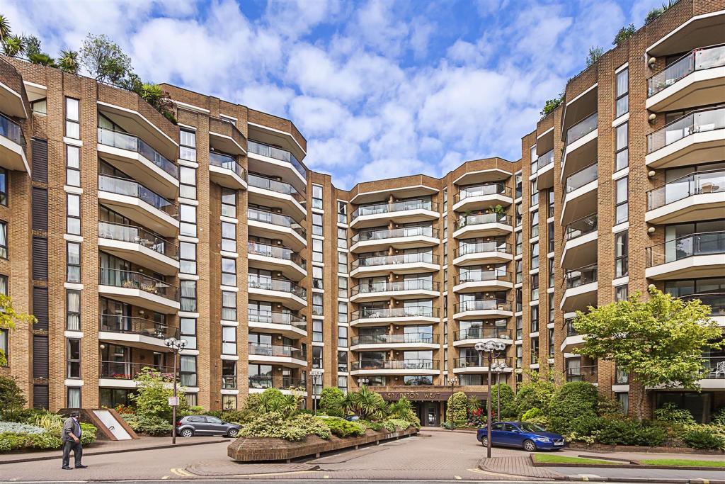Kensington West flat