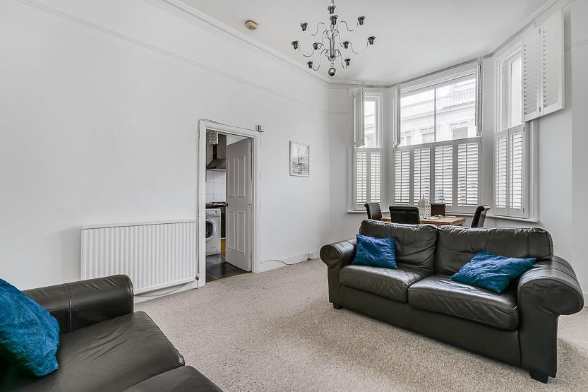 Perham Road Flat 3 L