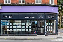 Tates , West Kensington