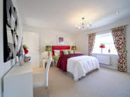 4 bed new property for sale in Hardwick Field Lane...