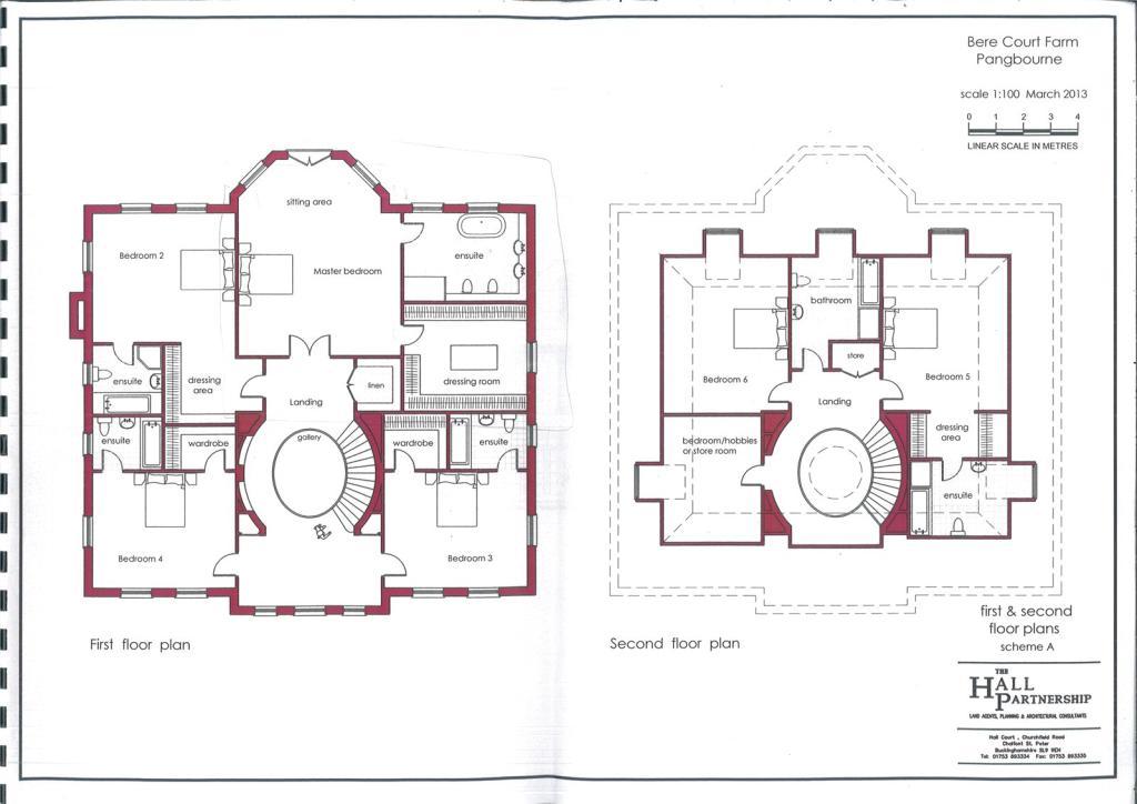 Proposed Upper Floor