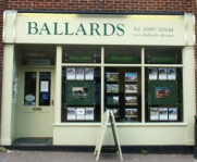 Ballards Estate Agents , Twyford