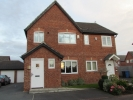 semi detached house in Metcalf Close, Kirkby...