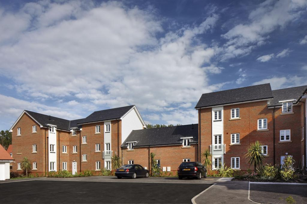 The Astelia apartments, Ward Homes, White Sand, Camber