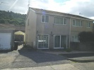3 bedroom semi detached house in Graig Newydd, Godregraig...