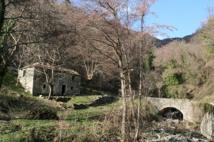 Barn Conversion in Tuscany, Lunigiana...
