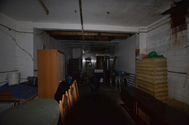 Bakery area
