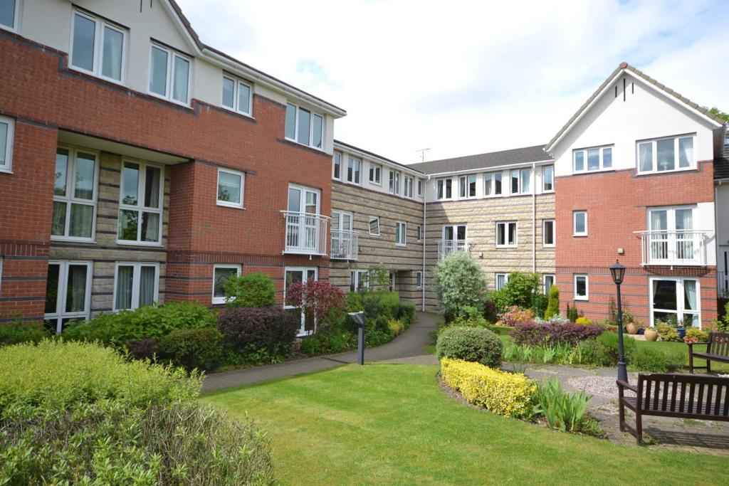 1 Bedroom Retirement Property To Rent In St Edmunds Court
