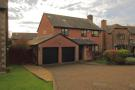 Detached property for sale in Maillards Haven, Penarth