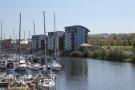 Penthouse for sale in Ty Gwalia, Penarth Marina