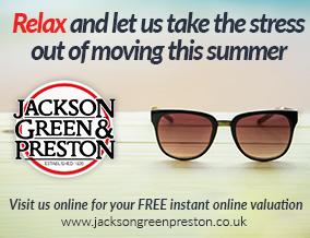 Get brand editions for Jackson Green & Preston, Grimsby