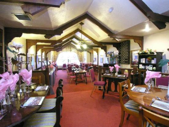 Restaurant Area 2nd
