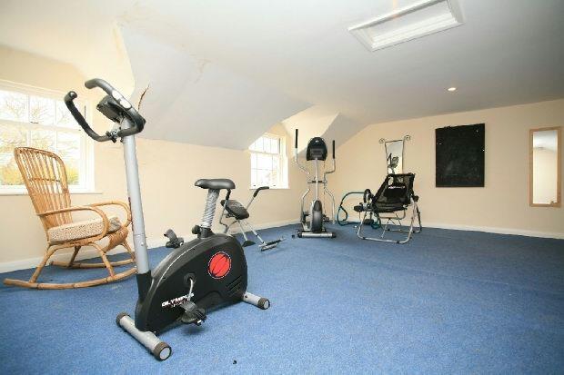 Gymnasium/Play Room