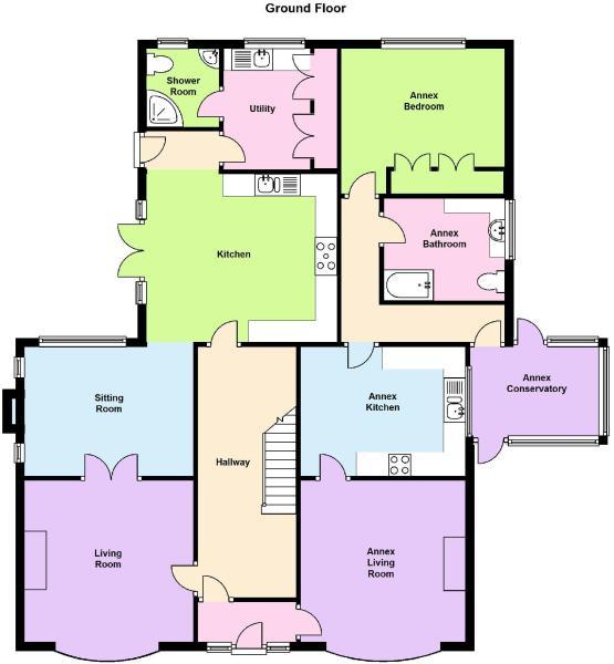 Floor Plan (Ground Floor