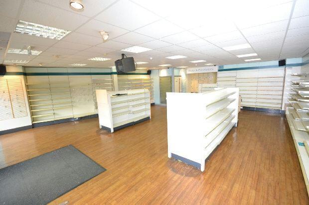 Ground Floor Retail