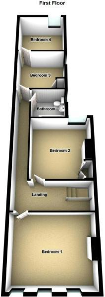 Floor Plans (First Floor