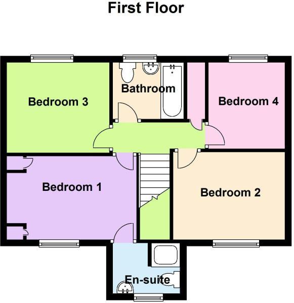 Floor Plan (First Floor