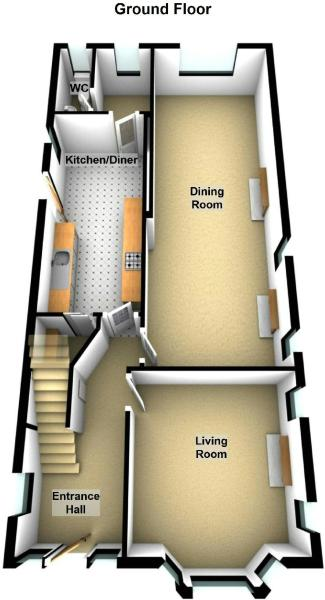 Floor Plans - Ground Floor