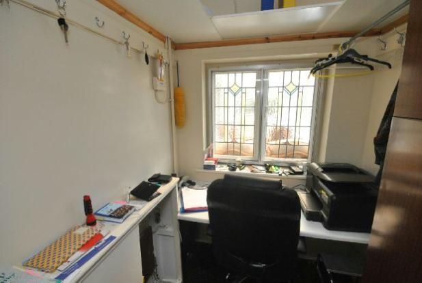 Study/Cloakroom