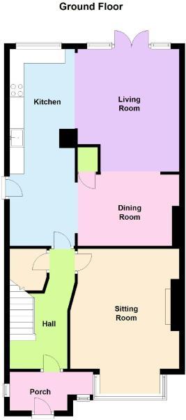 Floor Plan - Gorund Floor
