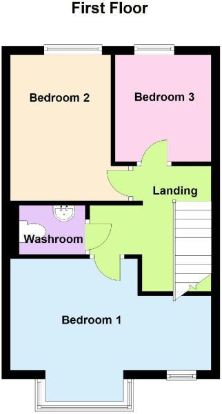 Floor Plan - First Floor