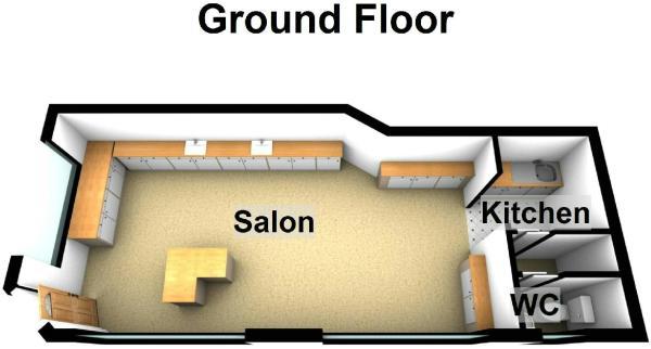 Floor Plan - Ground Floor