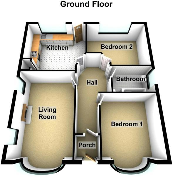 Floor Plan -Ground Floor