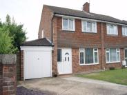 semi detached home for sale in Winston Avenue, Tiptree...