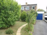 semi detached property in Grosvenor Close, Tiptree...