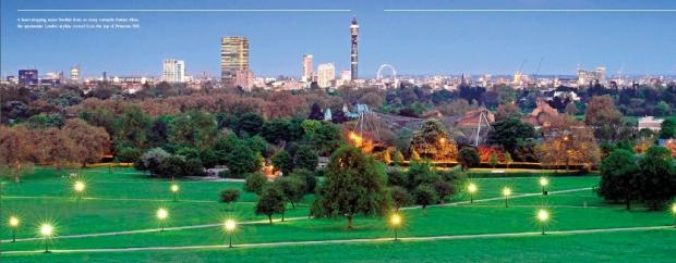 Regents Park/Primros