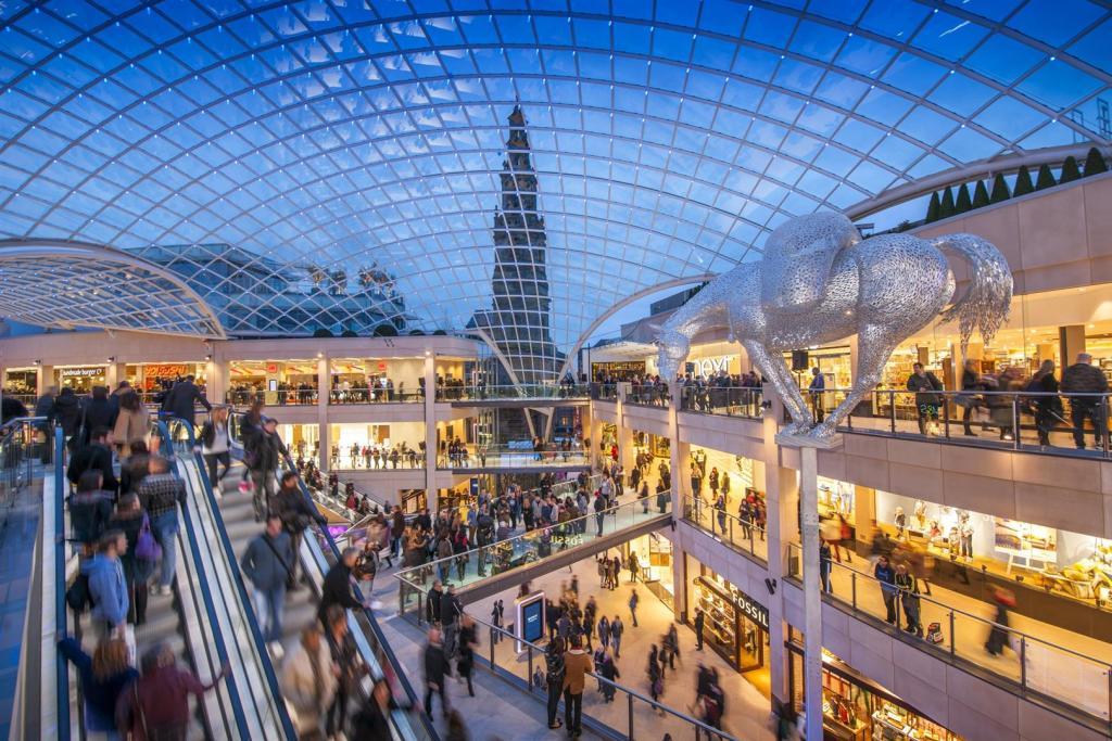 Trinity Shopping Cen