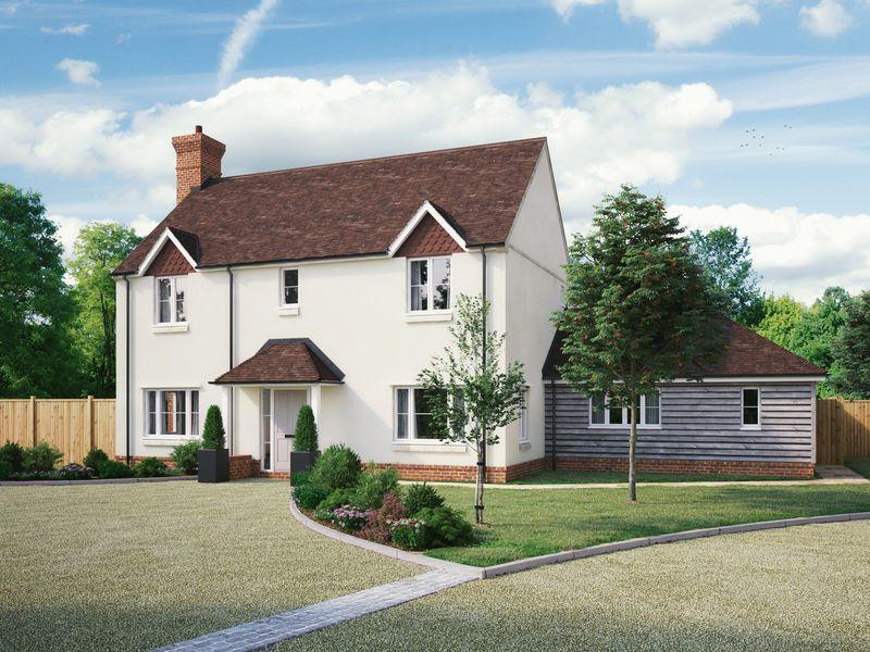 Rivar New Homes,Front Elevation