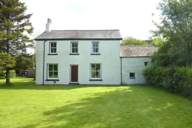 Property For Sale Foxfield Cumbria