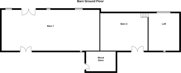 Main Barn - Ground