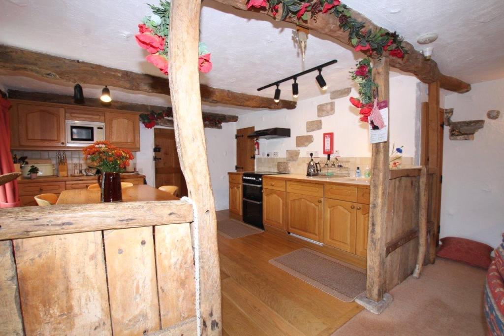 Brae Fell - Kitchen