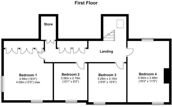 House - First Floor