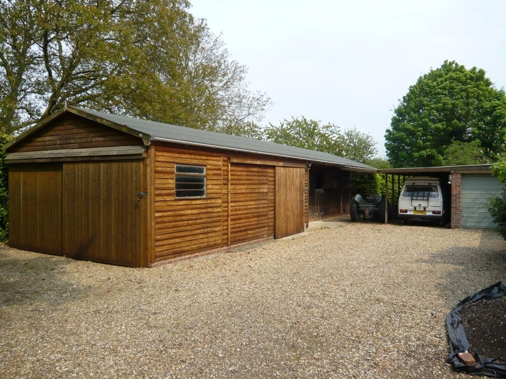 Garages and stables