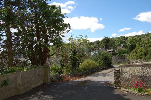 View Down Lane
