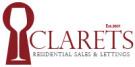 Clarets Estate Agents, Bushey logo