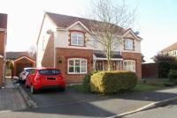 semi detached home for sale in Dodson Close...