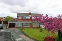 semi detached house for sale in ARGYLL CLOSE, GARSWOOD...
