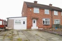 semi detached house in Siddeley Drive...