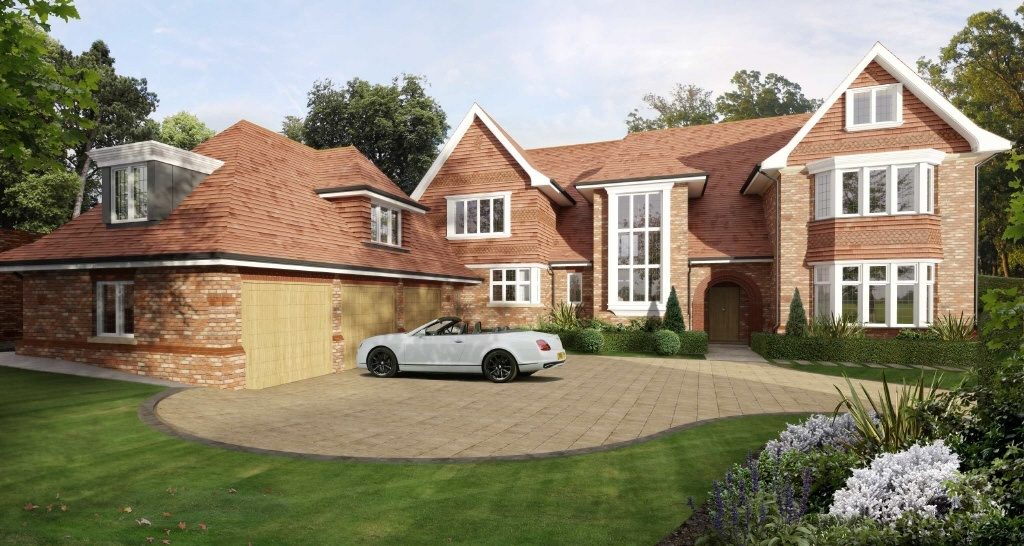 5 bedroom detached house for sale in macclesfield road