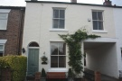 semi detached property in Moss Lane, Alderley Edge...