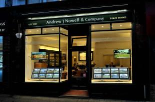 Andrew J Nowell, Alderley Edgebranch details