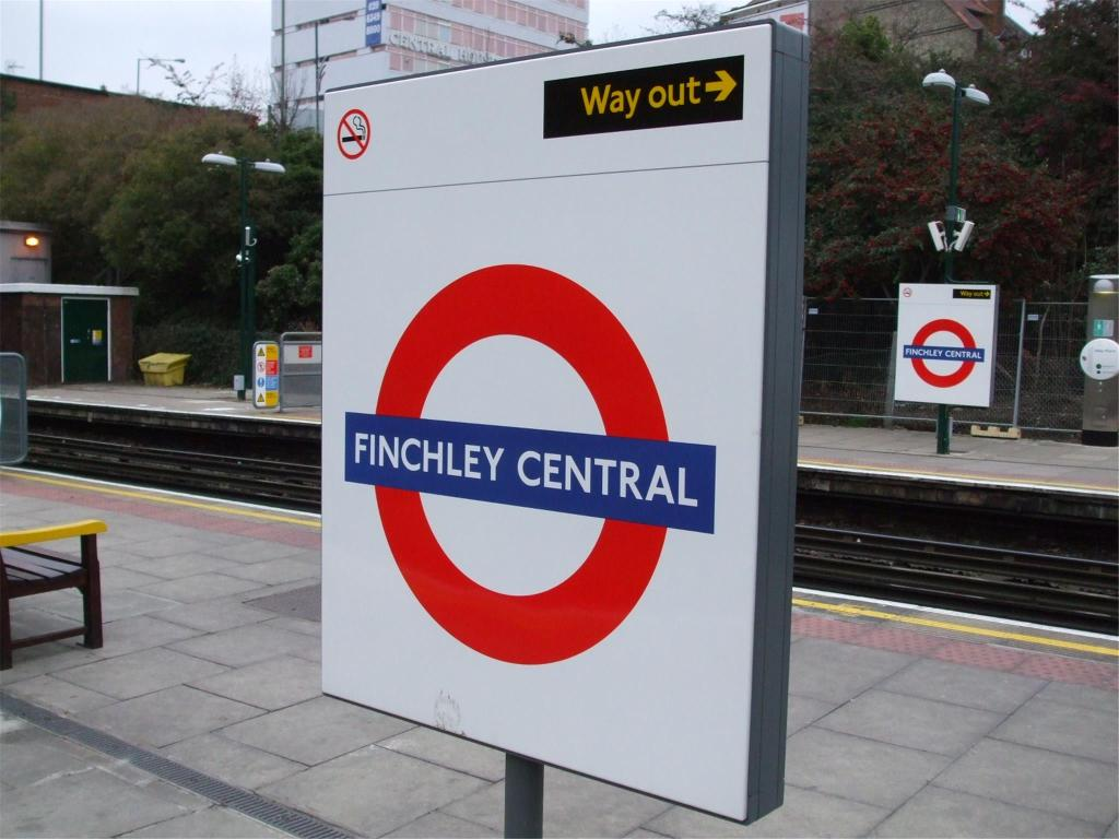 Finchley Central Tube