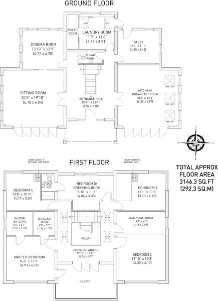 Main House Floorp...